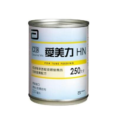 【亞培】愛美力HN低渣等滲透壓液體營養品237mlx24罐