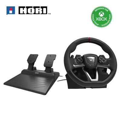 現貨1組-HORI XBOX/PC《 XBOX賽車遊戲方向盤》AB04-001