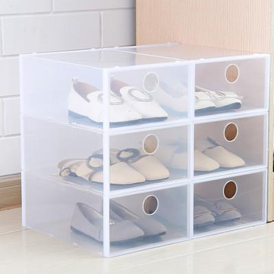 加固加厚組合式掀蓋鞋盒