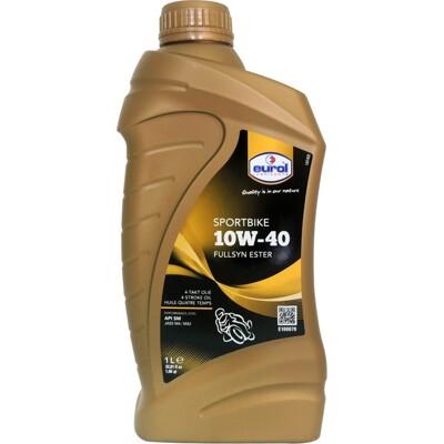Eurol Sportbike 10W-40 機車全合成酯類機油
