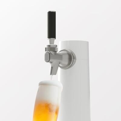 【日本ONE amadana】超音波啤酒泡泡機STSB-0109