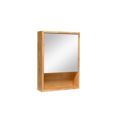 *鄉村風*鏡櫃 單門 浴室 衛浴 寬45*高62*深13cm 好收納 浴室美觀不雜亂