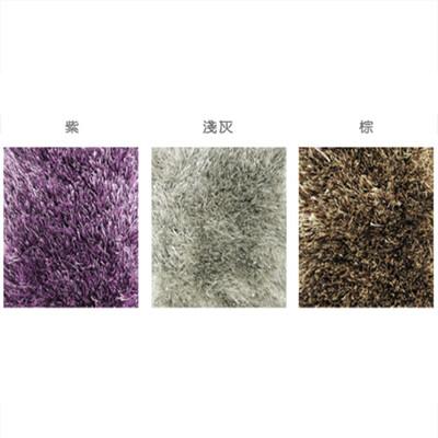 范登伯格-潔光 長毛光澤地毯-三色可選-100x140cm