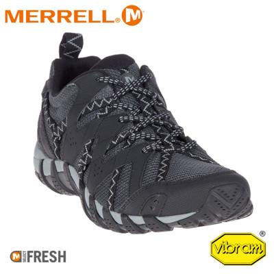 MERRELL 美國 男 WATERPRO MAIPO 2 水陸兩棲鞋《黑》48611/多功能鞋/輕