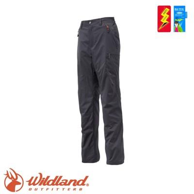 Wildland 荒野 女 防潑水防風保暖長褲《深灰》0A12325/抗靜電/彈性/防潑水