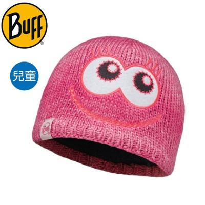 BUFF西班牙 兒童 粉紅眨眨 POLAR針織保暖帽《秋冬》口罩/快乾圍巾/自行車領巾/脖圍/113
