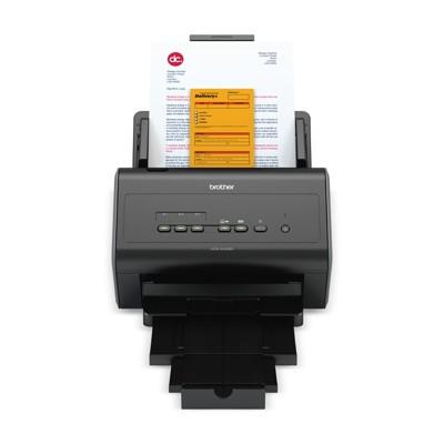 【智慧掃描器】Brother 原廠 ADS-2400N 網路掃描機 *自動雙面彩色掃描