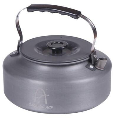 硬質氧化茶壺 鋁合金壺 泡茶 咖啡壺 露營壺 水壺 戶外露營 ARC-1509L 野樂