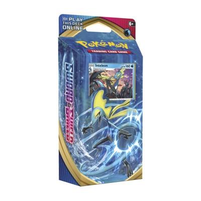 特賣商品 神奇寶貝卡牌 劍盾1 sword & shield 千面避役 起始組 藍 英文版