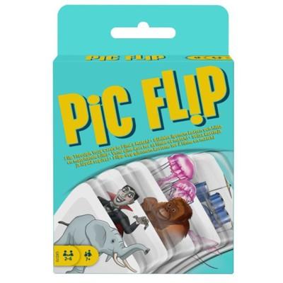 免費送牌套 圖片對對樂 pic flip 繁體中文 正版桌遊 含稅附發票 實體店暫