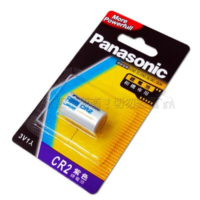 【Panasonic 國際牌】CR2 CR2R 一次性鋰電池 3V 拍立得 Mini 25 50適用