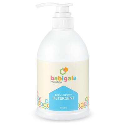 【微笑生活】鮮之路babigala (嬰幼兒加護洗衣露) 也適合清洗女性貼身衣物 防疫必備