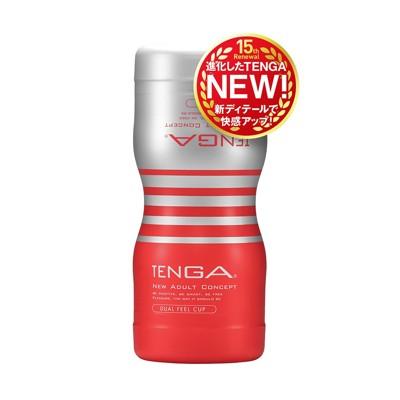 日本 TENGA 自慰杯15週年 雙重杯  toc-204 (一次性使用商品)