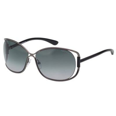 TOM FORD 經典款 太陽眼鏡-槍色