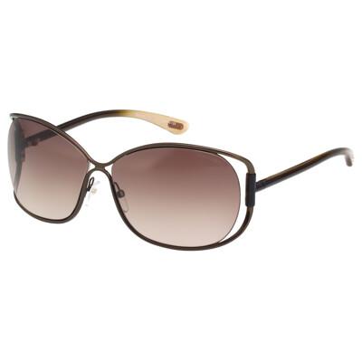 TOM FORD 經典款 太陽眼鏡-古銅色