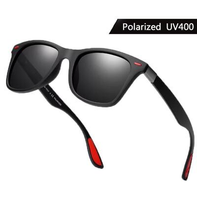 偏光休閒墨鏡 流行經典墨鏡 駕駛墨鏡男女適用 百搭時尚太陽眼鏡 抗紫外線UV400