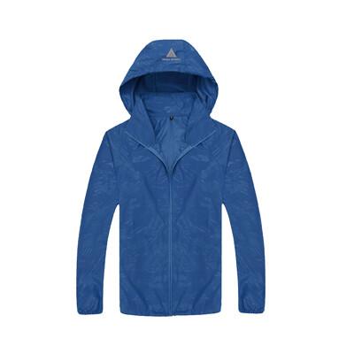 【AREX SPORT嚴選】極輕量防潑收納機能運動防風外套◆男女都可穿◆防潑水材質◆自行車◆通勤族