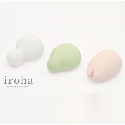 日本TENGA iroha電動跳蛋 女用震動按摩自慰器