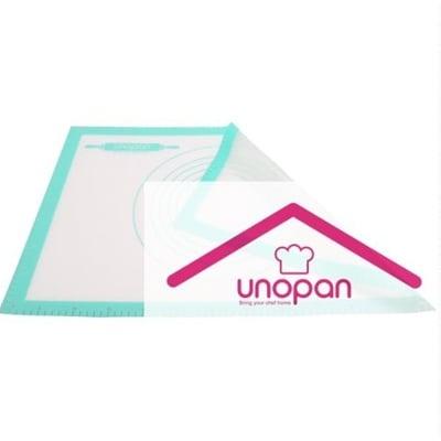 【嚴選SHOP】UN29100台灣製 三能UNOPAN 矽膠麵糰工作墊 揉麵墊 矽膠墊 烘焙墊 桿麵