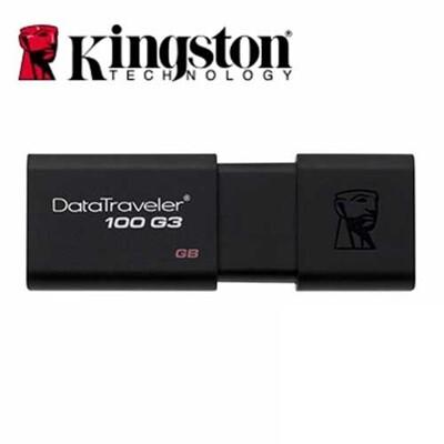 【公司貨】Kingston 金士頓 64GB 64G DT100 G3 USB3.0 滑蓋式 隨身碟