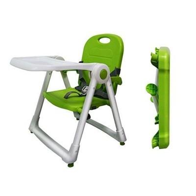 美國品牌ZOE 折疊餐椅 x 折疊桌【蘋果綠】