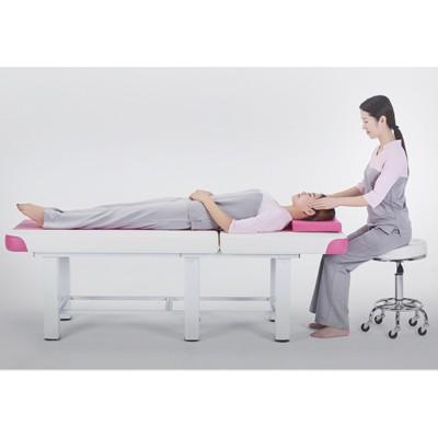星洋家居美容床美容院專用推拿按摩床家用艾灸理療床折疊美體床紋繡美睫床
