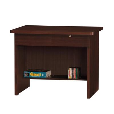 AS-黑桃3尺書桌-90×57×75cm
