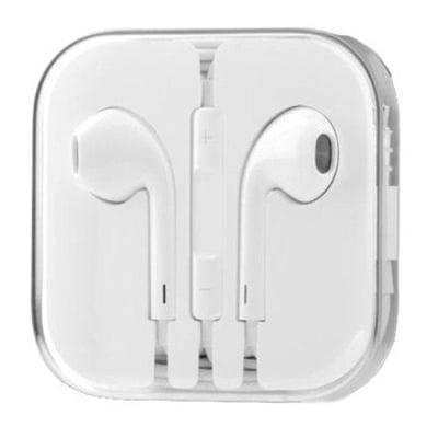 Apple iPhone 時尚立體聲線控麥克風耳機(副廠)