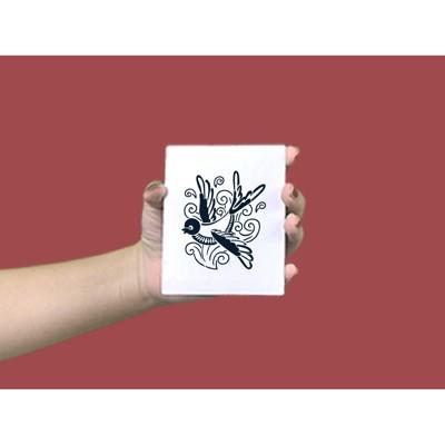 【A形】貼膜:海燕 129