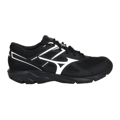 MIZUNO MAXIMIZER 23 男慢跑鞋-WIDE-寬楦 美津濃 黑白