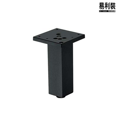 桌腳 F35_13cm (黑色) DIY 櫥櫃腳 餐桌腳 鞋櫃腳 輔助腳 沙發腳