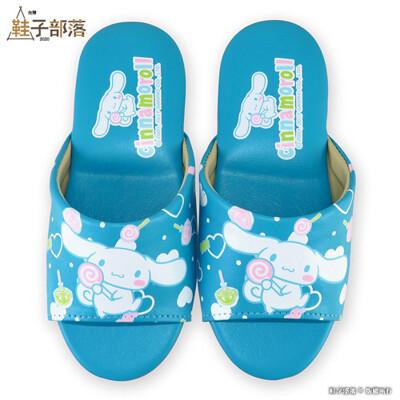 【鞋子部落】兒童室內拖鞋 大耳狗 CN0294 藍