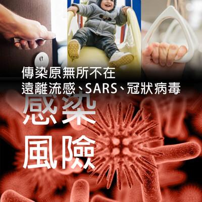 氯淨抗菌清潔液100PPM(4公升) SGS檢測殺菌率99.99%