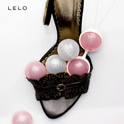 ♥Venus精品♥LELO總代理公司貨Lelo Beads 萊珞球 凱格爾訓練聰明球 經典款