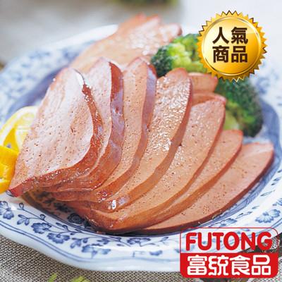 【熱銷!!▲解凍即食】富統屏東萬丹蔗香豬肝200g (免運組)