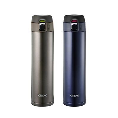 KINYO 304不鏽鋼大容量保溫杯520ml KIM-32 高質感 保溫瓶 保冰 熱水瓶 交換禮物