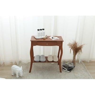 歐式  Pablo經典長方形玄關桌/邊桌-兩色