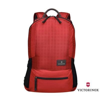【VICTORINOX瑞士維氏】彈道尼龍悍馬後背包-15吋-紅