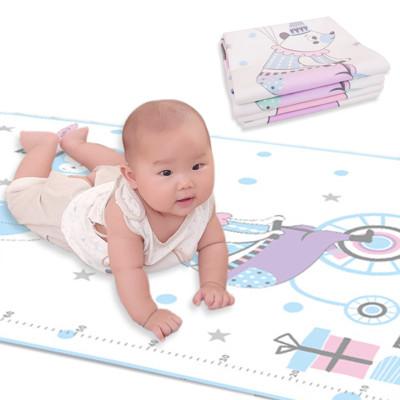 【2件入】嬰兒隔尿墊 牛奶絲防水可洗新生寶寶防尿墊兒童床墊-MH9218