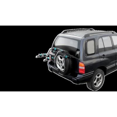 小謙單車bnbrack 2 biker 4x4 鋁合金滑槽式備胎攜車架 (bc-8402-2) 攜車