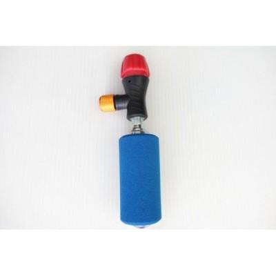 小謙單車全新x-free_co2快速充氣打氣組(打氣頭+co2鋼瓶+防凍套)