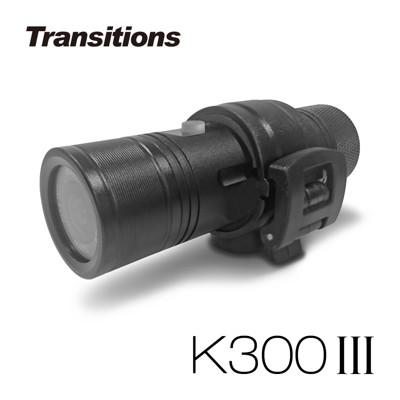 【凱騰】全視線 K300 III 三代 超廣角170度 機車行車記錄器 送32G TF卡