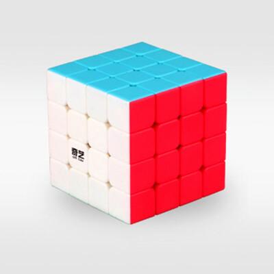 【888便利購】魔方格四階比賽專用魔術方塊(六色螢光版)(授權)