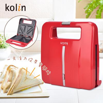 【Kolin 歌林】熱壓三明治機 KT-SD1825