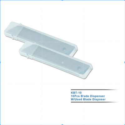 ROCK FIRM -高強度18MM重力自動換刀美工刀補充包 強力美工刀 切割刀