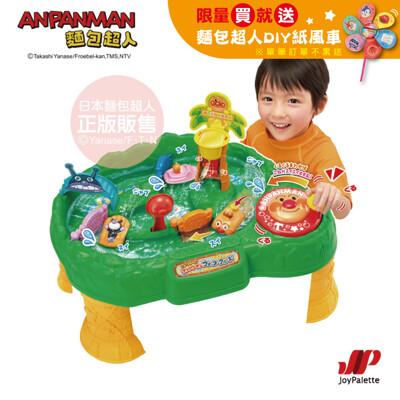 ANPANMAN 麵包超人-麵包超人~水上巡遊觀光船(3Y+/益智玩具/戲水玩具/洗澡玩具)