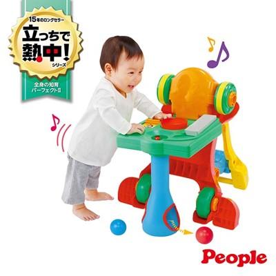 日本People-新5合1變身學步車