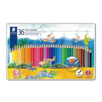 STAEDTLER施德樓 MS14410M36 快樂學園水性色鉛筆-36色