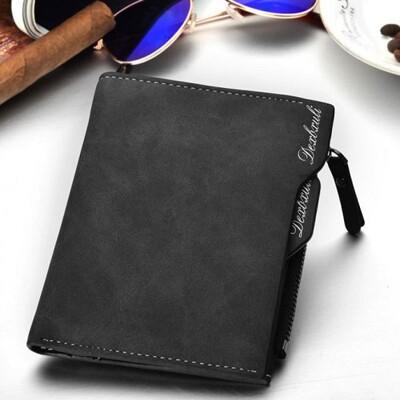 復古証件包拉鏈 大容量 多功能 卡片包 卡片夾 零錢包 信用卡 錢包 手拿包 風琴夾 禮物 沂軒精品