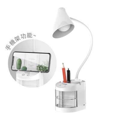 NAKAY LED充電式五合一檯燈